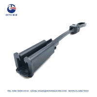 Buy cheap Drop Wire Cable 100kg Plastic Tension Clamp Hypoclamp from wholesalers