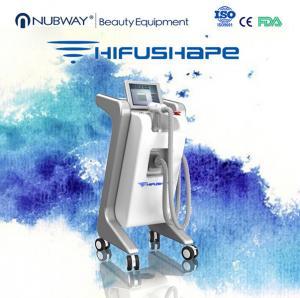 China Nubway Beauty Equipment HIFUSHAPE HIFU Ultrasound Weight Loss Machine on sale