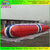 Quality Hot Selling  Crazy Price Water Blob Inflatable Blob Water Amusement Park Water Toy Sale for sale
