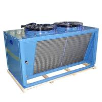 Quality Roof Blowing Air Cooled Condenser Automatic Control High Power Energy Saving for sale
