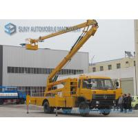 Buy Dongfeng Aerial Bucket Truck 20 Meter Hydraulic Articulated Booms at wholesale prices