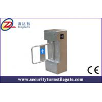 Quality Stainless Steel Swing Barrier Gate Access Control Turnstile System for sale