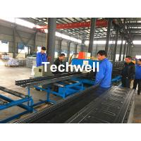 Quality CT-600 Ladder Type Perforated Cable Tray Roll Forming Machine, Cable Tray Production Line for sale