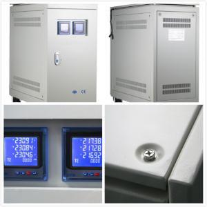 Quality Industrial 1200kva Ip20 Indoor Voltage Optimisation Unit Automatic Voltage Regulator for sale