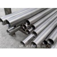 China Gr.1 Heat Exchanger Titanium Tube Welded ASME SB337 Titanium Pipe on sale