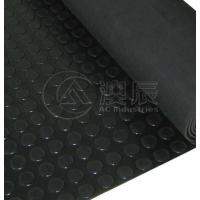 Buy cheap Round Dot Rubber Sheet from wholesalers
