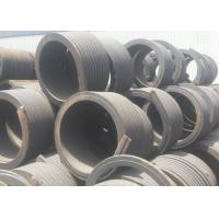 Buy cheap Hot rolled processing carbon steel welding flanges and flange blanks from wholesalers