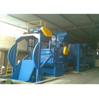 Quality Auto Gear Cleaning Steel Shot Blasting Equipment High Efficiency SA3.0 for sale
