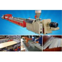 Quality PVC wall and ceiling panel extrusion line for sale