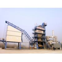 Buy 1.0Mpa Fuel Pump Variable Speed Converter Asphalt Mixer Plant With 1000000 Kcal Boiler at wholesale prices