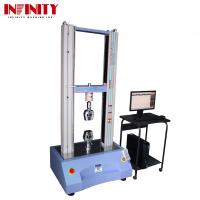 Quality 100N To 50KN Servo Control Metal / Steel Wire Tester Universal Test Machine for Lab for sale