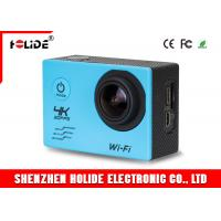 """Quality Professional 30FPS Sports Helmet Camera 320*240 Pixel 2.0"""" LTPS LCD Display for sale"""