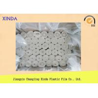 China Table cover plastic bag sheet on rolls perforated for easy tear off lowest cost on sale