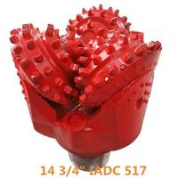 China 14 3 / 4  IADC 517 TCI Tungsten Carbide Drill Bits Rotary Drill Bit on sale