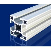 Quality Drawbench 6061 6005 Industrial Aluminium Profile , Modular Aluminium Extrusion Profiles for sale