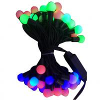 Quality Frost ball RGB led string for sale