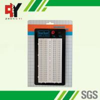 ABS Plastic White Solder Breadboard 1380 Tie Points Without Color Printed