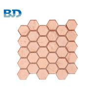 Quality Honeycomb Glass Mosaic for sale