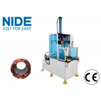 Buy NIDE Stator Winding Coil middle Forming Machine with PLC and hydraulic system at wholesale prices