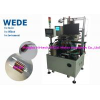 Buy Auto Ferrite Core Insertion Coil Winding Machine For Miniature Circuit Breaker at wholesale prices