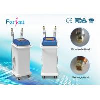 China CE Certificated Two kinds of RF output Newest Face Lift stationary rf facial thermageer on sale