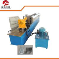 Quality CUChannel Purline Metal Stud And TrackRoll formingMachine for sale