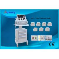 Quality 15 Inch Touch color LCD Screen HIFU Machine for face and neck wrinkle removal non-invasive for sale
