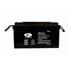 Quality 37.5kg UPS 12v 120ah Lead Acid Battery For Electric Vehicles for sale