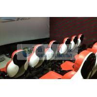 Quality Fashionable Large Screen 5D Theater System For Family Entertaiment for sale