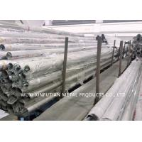Quality Free Sample 201 Stainless Steel Welded Pipe 2B BA 8K 6K Surface Finish for sale
