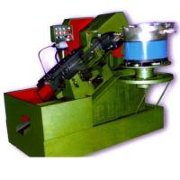 Quality Automatic Thread Rolling Machine For Bolts / Screws 60HZ Frequency for sale