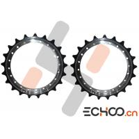 Quality PC220LC Heavy Excavator Drive Sprockets Abrasion Resistance Long Wear Life for sale