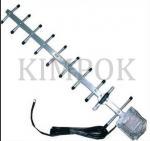 Quality 64cm Length 50W Wireless Antenna 1200Mhz Directional YAGI Antenna for sale