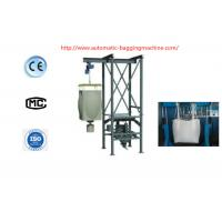 Quality Heavy Duty Bulk Bag Unloader / Bulk Bag Discharger With PLC Controller Interface for sale