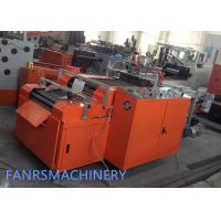 Quality Automatic 0.5 Mpa Aluminum Foil Rewinding Machine with 2.5 m/s Max Producing Speed for sale