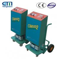 Buy cheap R410A Car Refrigerant Recovery Machine with 1/2 HP Oil Free Compressor from wholesalers