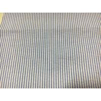 Quality Standard 100 Cotton White Seersucker Fabric 150 - 200GSM Sear Sucker Material for sale