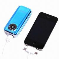 Quality 5600mAh Portable Power Banks, Used for iPad/iPhone/iPod/Smartphones/Digital Cameras, MP3/MP4 Players for sale