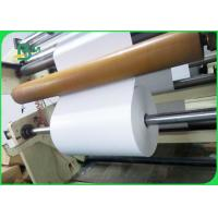 Quality Recycled Pulp White 20lb Bond Paper / Uncoated Woodfree Paper for sale