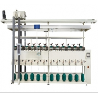 China Electric Motor 20 Spindle Soft Thread Winding Machine on sale