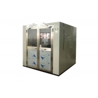 Quality CE Automatic H13 Cleanroom Air Shower Two Stage Filtration for sale