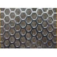 Quality Standard 8mm Pitch 316 Stainless Steel Perforated Sheet For Household Articles for sale