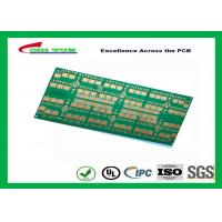 Quality Long LED pcb with 2 Layer Aluminum Printed Circuit Board with 2.0mm  Thickness for sale