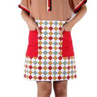 Quality Colorful Personalised Kitchen Aprons , Home Custom Cooking Aprons 45 * 72cm for sale
