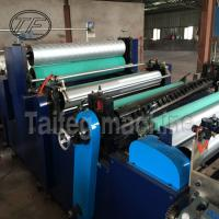 Quality High quality small paper machine for embossing rewinding toilet paper production line making machine for sale