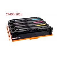 Quality 201A Toner Cartridges For HP CF400A 401A 402A 403A Color Used For HP M252D M277 for sale