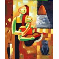 Quality wine painting modern painting arts for sale