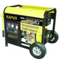 Quality Diesel Welding Generator 180A (KDWY6000CLE) for sale