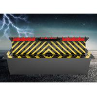 Buy cheap Hydraulic Control  Security Road Blocker Spray Anti-Rust Paint  With  LED Light from wholesalers