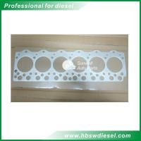 Quality Komatsu S6D95 engine cylinder head gasket 6206-11-1830 for sale